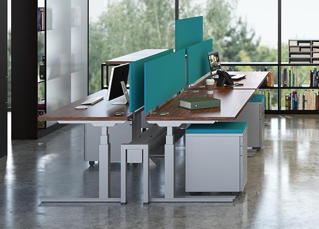Sit-Stand desk 01
